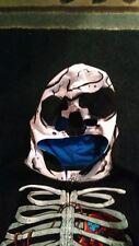 New Skeleton Zombie Skull Video Gamer Boys Hoodie XS 4/5 Black Jacket Zip Front