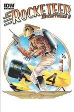 ROCKETEER ADVENTURES 2 #2 DAVE STEVENS COVER B NM 1ST PRINT