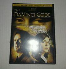 The DaVinci Code ( DVD 2 Disc Widescreen Edition ) Feat. Tom Hanks