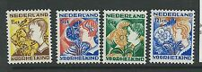 NETHERLANDS 1932 CHILD WELFARE SET MH FRESH