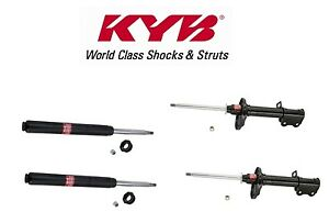 For Toyota Camry 1983-1986 KYB 365037-233014-233015 Excel-G Gas Strut Kit