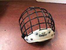 Vintage ! Nice one ice Hockey Cage Shield Cooper Vl-50 M Size Medium ! *H098