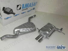 IMASAF Exhaust Assembly from Kat AUDI A4 QUATTRO B5 1.8 92kW+ Avant 1995-2001