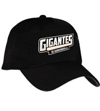 Gigantes de Barranquilla Baseball Cap Hat Black,Blue