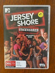 Jersey Shore: Season 1 DVD Region 4 LIKE NEW