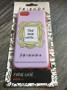 ☕️ FRIENDS ☕️ iPHONE 6/7/8 PHONE CASE FRAME THE ONE WITH BRAND NEW!!!