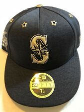 Seattle Mariners New Era 2017 MLB All-Star Game Low Profile 59FIFTY 7 1/4