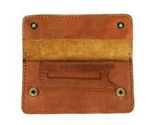 Tobacco Pouch Full Grain Buffalo Hide High Quality Vintage Leather Sydney