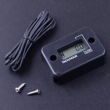 Digital RPM Tach Hour Meter Tachometer Gauge fit forMotorcycle Dirt Bike 4Stroke