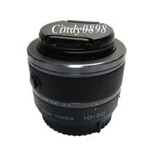 For Nikon 1 NIKKOR 10-30mm f/3.5-5.6 VR Zoom Lens For J1 J2 J3 J4 V1 V2 V3 Black
