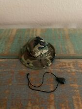 HOT TOYS The Predator Billy Sole Camo Hat & Necklace! U.S. Seller!Rare!