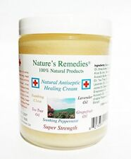 100% Natural Antiseptic Healing Cream for Eczema, Psoriasis, Itchy Skin