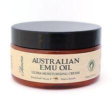 Australian Emu Oil Ultra Moisturizing Cream (8.45 Fl.oz) Paraben-free, Made i...