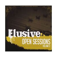 Elusive Open Sessions 2  Sealed new