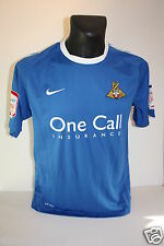 George Friend Match Perpared Doncaster Rovers Home Shirt Un Washed & Signed
