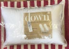 Charter Club European Feather Down Pillow Medium-firm Standard Queen $160