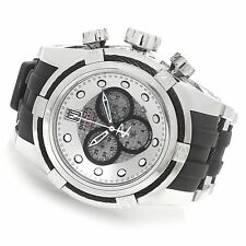 16005 Invicta Reserve 52mm Jason Taylor Bolt Zeus Swiss Chronograph Strap Watch