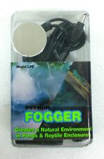 New listing Python Fogger Model Lfg Reptile Enclouser & Pond-Ideal for a Variety of Reptiles