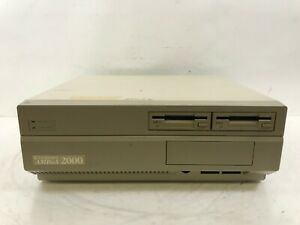 Vintage Commodore Amiga A2000 Does Not Power On