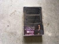 Brand New Seymour Duncan Mark Holcomb Alpha & Omega 7 String Pickup Set