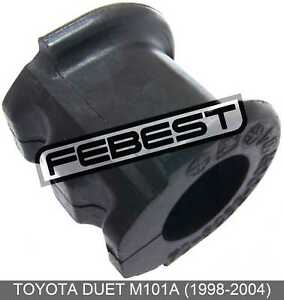 Front Stabilizer Bushing D23 For Toyota Duet M101A (1998-2004)