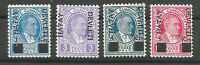 1939 TURKEY HATAY POSTAGE DUE STAMPS COMPLETE SET MNH**