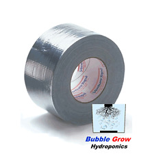 ALUMINIUM SILVER DUCTING REINFORCED TAPE 72MM X 50M STRONG INSULATION FOIL DUCT
