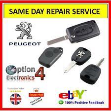 ** Peugeot Keyfob Remote Control Repair Service ** Fast & Efficiant Service