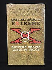 1994 GENERATION EXTREME SPORTS TRADING CARDS FACTORY SEALED BOX TONY HAWK RC?