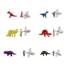 Lux Accessories Dinosaur Jurassic Trex T Rex Brontosaurus Stegosaurus Multiple