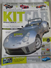 Complete Kitcar Oct 2008 Fulcrum, Rayvolution, Riot, MEV Sonic 7