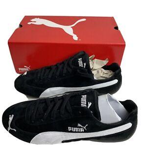 Puma Speed Cat SD Black Suede (Size 11.5) #301953 05