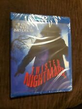 TWISTED NIGHTMARE (1987) (Blu-Ray) CODE RED - BRAND NEW, FACTORY SEALED!!!