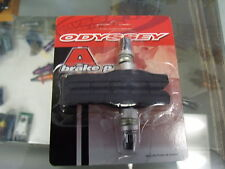 ODYSSEY A-BRAKE BLACK BMX BICYCLE BRAKE PADS