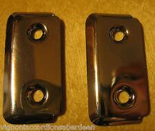 Cinghia di fissaggio dei bassi Fisarmonica Italcinte no.129 CROMATA nuove parti (paia)