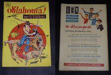 ***ALBO D'ORO N. 1*** MONDADORI PRIMA SERIE 8/1/1953 (OKLAHOMA)