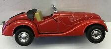 1938 BMW 328. UNKNOWN MAKE 1:34 Scale.  UNDAMAGED QUALITY MODEL