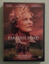 glenn close  PARADISE ROAD  frances mcdormand     DVD NEW factory sealed