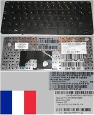 Tastiera Azerty Francese HP MINI 210 NM7 SG-35400-2FA 594706-051 V112046AK1 Nero