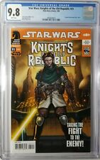 Star Wars Knights of the Old Republic #31 CGC 9.8 NM/MT 1st appearance of Malak
