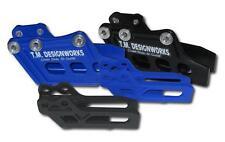 TM Designworks Rear Chain Guide System KX125 KX250 KLX450 KX250F KX450F