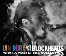 What a Waste Collection (uk) 5014797672260 by Ian & The Blockheads Dury CD