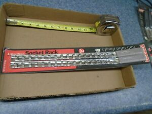 Craftsman USA 2-Piece Socket Racks / Rails Choose your Size!