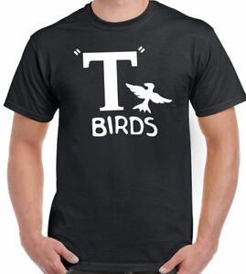 Inspired T Birds Kids YT Vlog Grease Fancy Party Causal Wear Tee Unisex T-Shirt