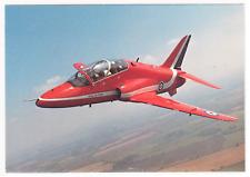 ROYAL  AIR  FORCE     -    BRITISH  AEROSPACE  'Red Arrow Hawk'