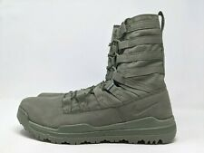 "NIKE SFB GEN 2 Sage Green 8"" Military Combat Field Boots 922474-200 size men 12"