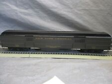 "K-Line 18"" Heavyweight O Scale NYC A.R.E. Baggage Car #K-8608"