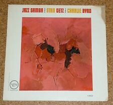 LP Viny Jazz Samba Stan Getz Charlie Byrd Klappcover Gatefold Verve Made in USA