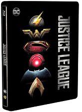 JUSTICE LEAGUE - Edizione Steelbook (BLU-RAY DISC) Gal Gadot, Robin Wright