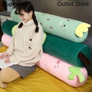 Food Plush Pillow Fruit Long Pillow Sleeping Cushion Pregnant Woman Leg Pillow